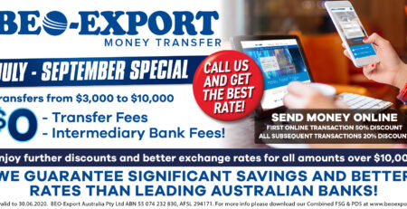 Money Transfers from $3,000 to $10,000